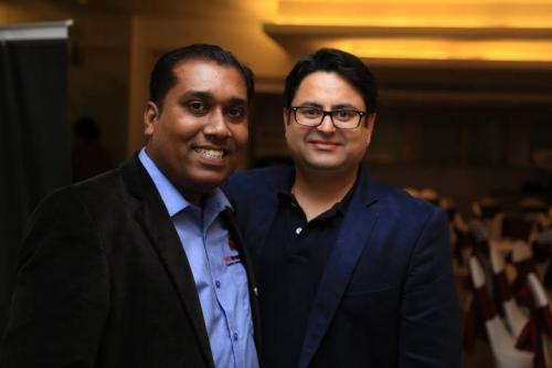 pre-launch Party with Alok
